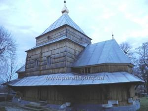 Миколаївська церква, с. Дмитровичі