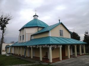 Церква св. Симеона Стовпника, с. Крукевичі