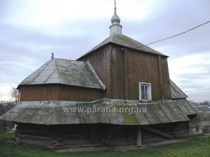 Вознесенська церква, м. Мостиська (передмістя Завада)