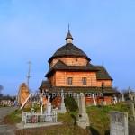 Церква св. мц. Параскеви (П'ятниці), м. Белз
