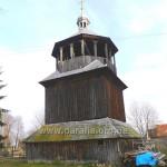 Дзвіниця храму Різдва Пресвятої Богородиці, м. Угнів