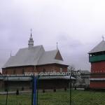 Михайлівська церква та дзвіниця, с. Верчани