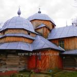Церква св. мц. Параскеви, с. Новий Яр