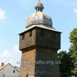 Дзвіниця Юрівської церкви, м. Яворів