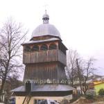 Дзвіниця Успенської церкви, м. Яворів