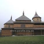 Церква св. мц. Параскеви-П'ятниці, смт. Стара Сіль