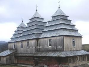 Церква Різдва Пресвятої Богородиці, с. Розлуч