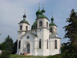 Вознесенська церква, м. Козелець (Чернігівщина)