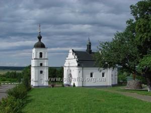 Церкви базилікального типу. Іллінська церква, с. Суботів (Черкащина)