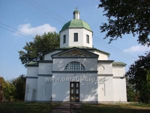 Миколаївська церква, с. Войкове (Київщина)