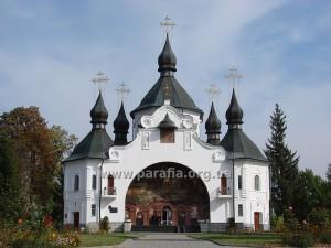 Георгіївський храм-пам'ятник на полі Берестецької битви, с. Пляшева (Рівненщина)