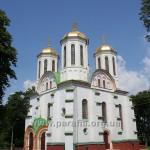 Богоявленська церква, м. Острог (Рівненщина)