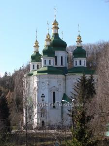 Георгіївський собор Видубецького монастиря, м. Київ