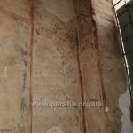 Розписи північної стіни вівтаря