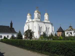 Успенський собор Зимненського монастиря, с. Зимне