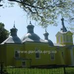Миколаївська церква, с. Охлопів