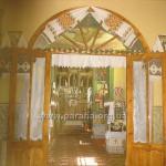 У храмі: погляд із бабинця
