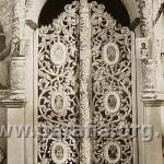 Царські врата (світлина Г. Логвина 1960-х років)