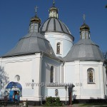Успенська церква, с. Низкиничі
