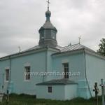 Михайлівська церква, с. Великий Окорськ