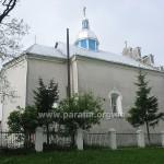 Преображенська церква, с. Четвертня