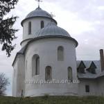 Преображенський костел францисканського монастиря, м. Городок