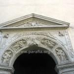 Натомість західний портал - цілком «канонічний»