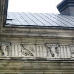 Антична символіка на християнському храмі