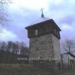 Дзвіниця Онуфріїівської церкви, с. Лаврів