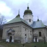 Онуфріївська церква, с. Лаврів