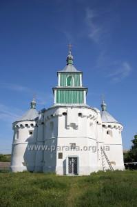 Покровська церква, с. Сутківці