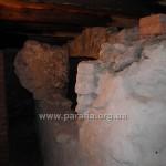 Залишки автентики на горищі, також знищені «реставрацією»