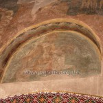 Буцімто найдавніша фреска церкви - св. Юрій Змієборець (ХІІІ ст.?)