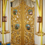 Царські врата, кін. ХVІІІ ст.