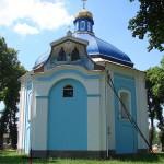 Стрітенська церква, с. Залісоче