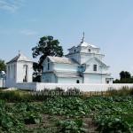Михайлівська церква та дзвіниця, с. Кисилин