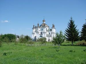 Покровська церква, с. Піддубці