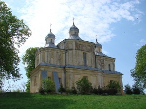 Спасо-Преображенська церква, с. Поличинці