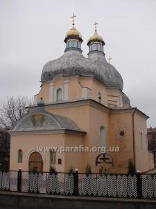 Миколаївський собор, м. Могилів-Подільський