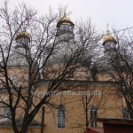 Північний фасад - найбільш український