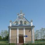 Церква св. мц. Параскеви, с. Милятин