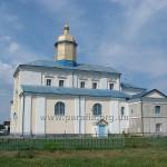 Миколаївська церква Миколаївського монастиря, с. Жидичин