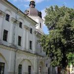 Благовіщенська церква (конгрегаційна) з академічним корпусом Братського Богоявленського монастиря, м. Київ