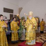 У храмі під час освячення 21 лютого 2016 р. Б.