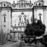 Собор під час руйнування, 1935 р.