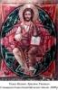 25. омас Немет. Христос Учитель. Словацька ікона візантійського стилю. 2000 р.