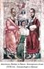 37. Апостоли Петро й Павло. Болгарська ікона ХVIII ст. З монастиря в Орлиці