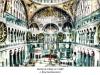 3. Інтер'єр собору св. Софії в Константинополі