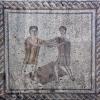 мозаїка, що зображує дітей, ts-img_7650fcp