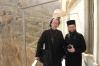 Наші отці на балконі монастиря, v-img_2741fc